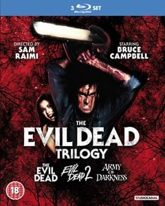The Evil Dead Trilogy - 1