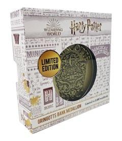 Harry Potter: Gringotts Bank Medallion (online only) - 3