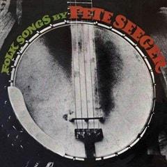 Folk Songs By Pete Seeger - 1
