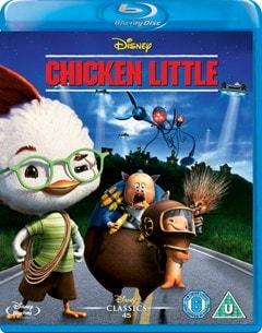 Chicken Little - 3