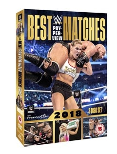 WWE: Best PPV Matches 2018 - 1