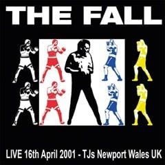 LIVE 16th April 2001 - TJs Newport Wales UK - 1