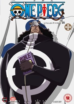 One Piece: Collection 16 (Uncut) - 1