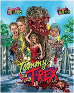 Tammy and the T-Rex - 2
