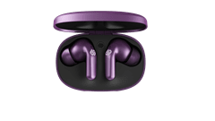 Urbanista Seoul Vivid Purple True Wireless Bluetooth Earphones - 4
