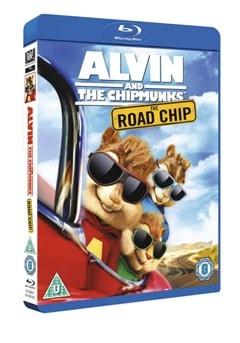 Alvin and the Chipmunks: Road Chip - 2