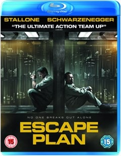 Escape Plan - 1