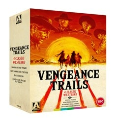 Vengeance Trails - Four Classic Westerns Limited Edition - 2
