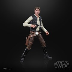 Han Solo: Episode 6: The Black Series: Star Wars Action Figure - 1