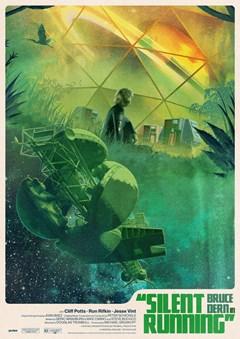 Silent Running: Matt Griffin Movie Poster - 1