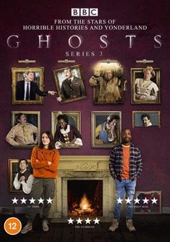 Ghosts: Series 3 - 1