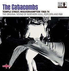 The Catacombs: Temple Street, Wolverhampton 1968-74: The Original Sound of Northern Soul, Popcorn an - 1