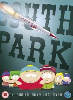 South Park: The Complete Twenty-first Season - 1