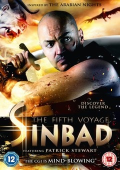 Sinbad - The Fifth Voyage - 1
