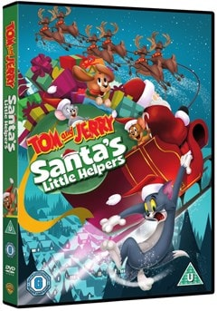 Tom and Jerry's Santa's Little Helpers - 2