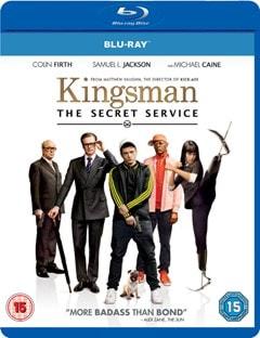 Kingsman: The Secret Service - 1