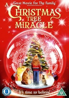 A Christmas Tree Miracle - 1