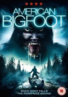 American Bigfoot - 1
