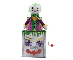 The Joker: Jack-In-The-Box Collectible - 3