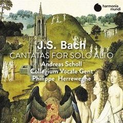 J.S. Bach: Cantatas for Solo Alto - 1