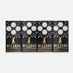 Wizards Magic Chocolate: Immunity Gift Pack: Orange & Caramel (Pack of 4) - 1