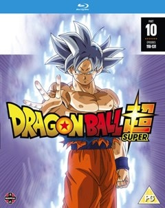 Dragon Ball Super: Part 10 - 1