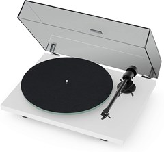 Pro-Ject T1 White Turntable - 2