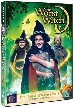 The Worst Witch: The Great Wizard's Visit & Other Stories - 2