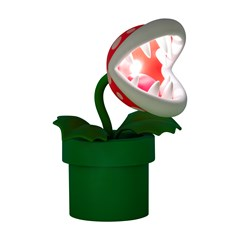Piranha Plant Poseable Lamp (online only) - 1