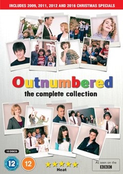 Outnumbered: The Complete Collection - 1