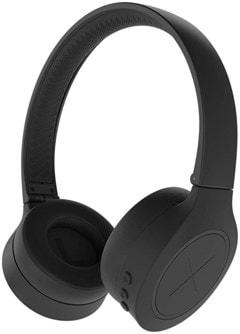 X By Kygo A3/600 Black Bluetooth Headphones - 1