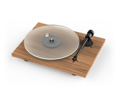 Pro-Ject T1 BT Walnut Bluetooth Turntable - 2