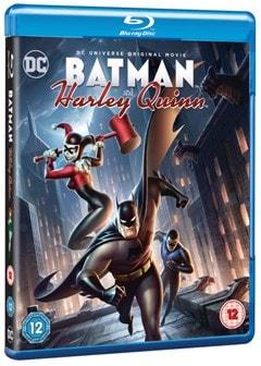 Batman and Harley Quinn - 2