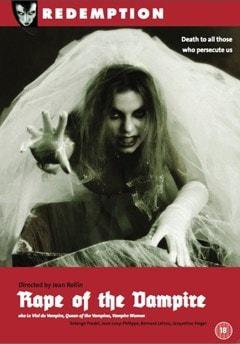 The Rape of the Vampire - 1