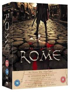 Rome: The Complete First Season - 2