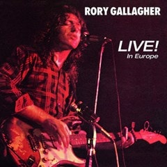 Live! In Europe - 1
