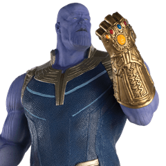 Thanos: Marvel Mega Figurine: Hero Collector - 3