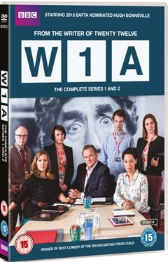 W1A: The Complete Series 1 and 2 - 2