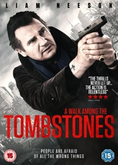 A Walk Among the Tombstones - 1