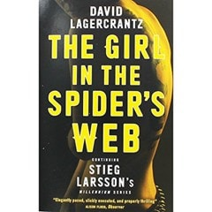 Girl In The Spider's Web - 1
