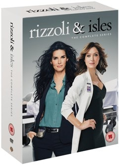 Rizzoli & Isles: The Complete Series - 2