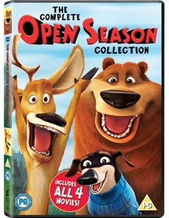 Open Season: The Complete Collection - 1