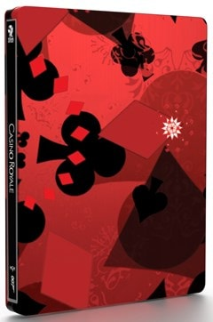 Casino Royale Titans of Cult Limited Edition 4K Ultra HD Blu-ray Steelbook - 2