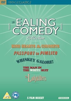 The Ealing Comedy Collection - 1