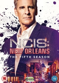 NCIS New Orleans: The Fifth Season - 1