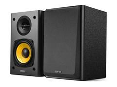Edifier R1000T4 2.0 Active Black Bookshelf Speakers - 1