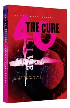 The Cure: 40 Live - Cureation-25 + Anniversary - 1