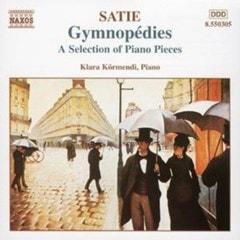 Satie: Gymnopedies: A Selection of Piano Pieces - 1