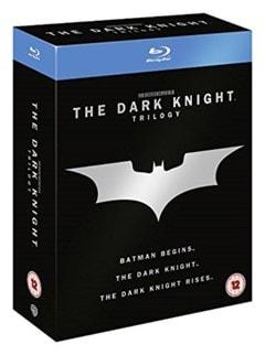 The Dark Knight Trilogy - 1