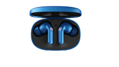 Urbanista Seoul Electric Blue True Wireless Bluetooth Earphones - 4